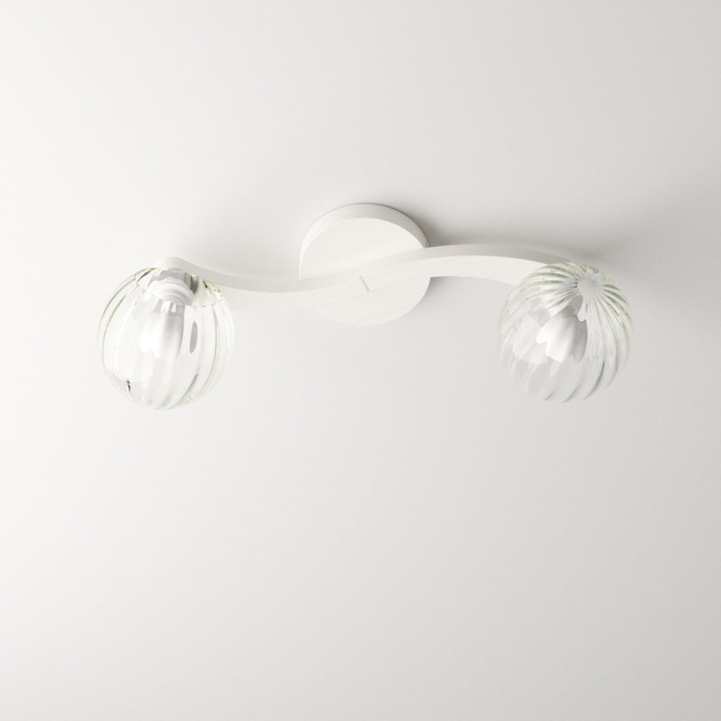 lustr-pleiada-2xe14-bily