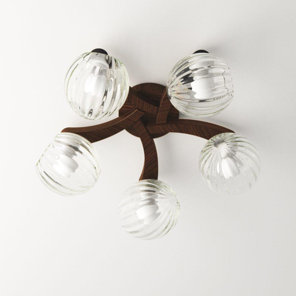 lustr-pleiada-5xe14-cerny