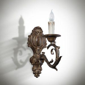 Nástěnné světlo Bra Bosphorus 1xE14