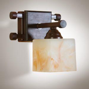 Nástěnné světlo Bra Trillenium 1xE27