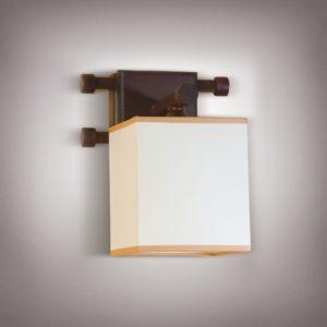 Nástěnné světlo Bra Trillenium 1xE27 světlé